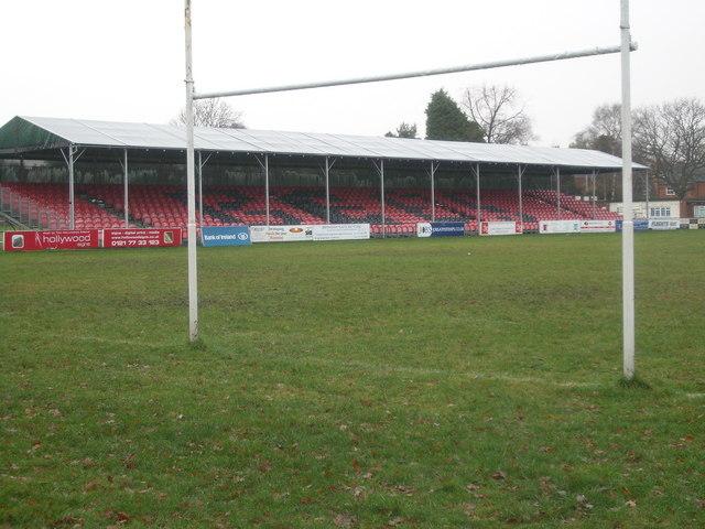 Birmingham and Solihull Rugby Club © Jim Thornton ...