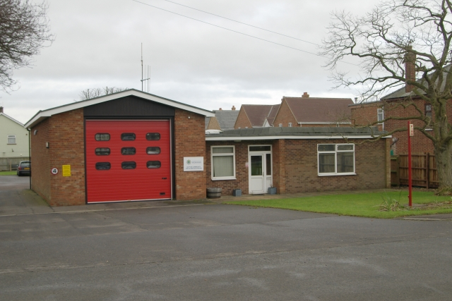 Sutton fire station