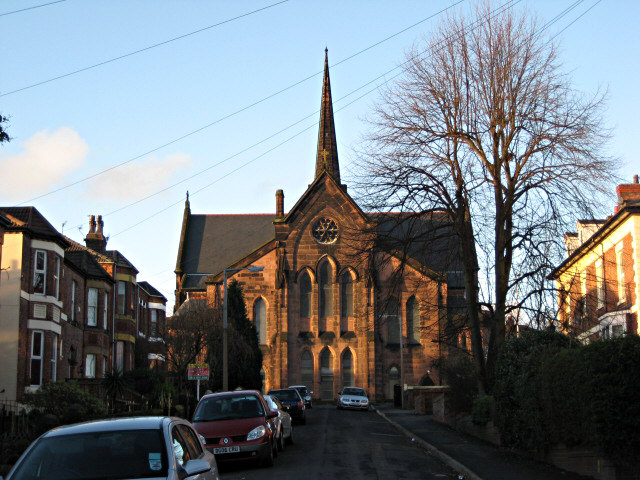 Christ Church Birkenhead