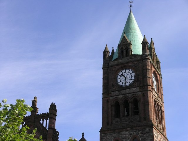 Derry Guild Hall