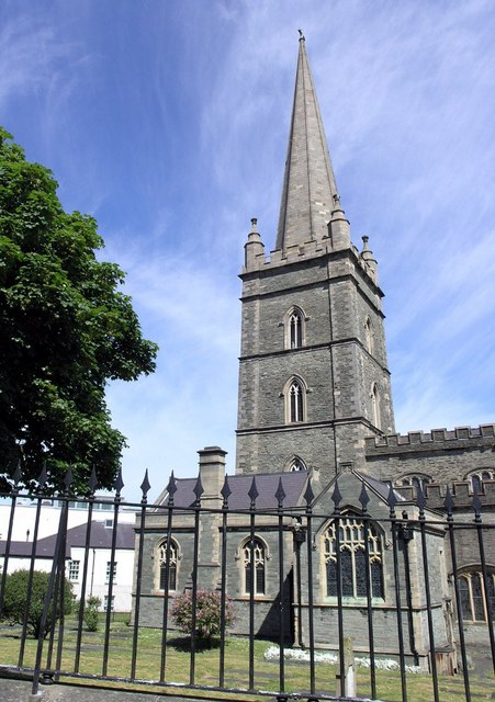 Derry Saint Columb's Cathedral