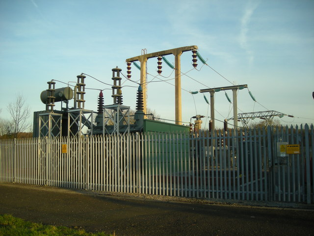 Lampeter Grid Station