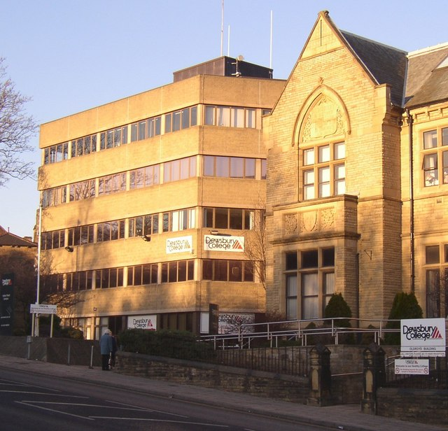 Dewsbury College new building, Halifax Road, Dewsbury