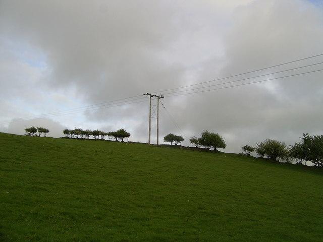 Fields near Pen-lan
