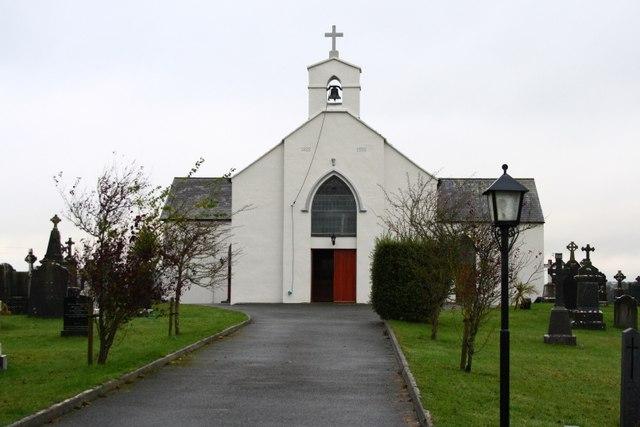 Ballyoskill Church