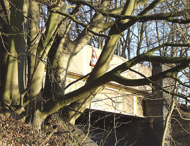 Former Railway Bridge, Himley