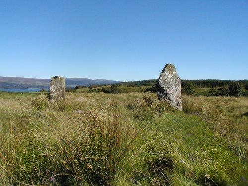 Baliscate Standing Stones