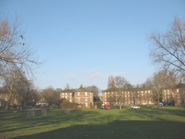 Merryfield, Blackheath