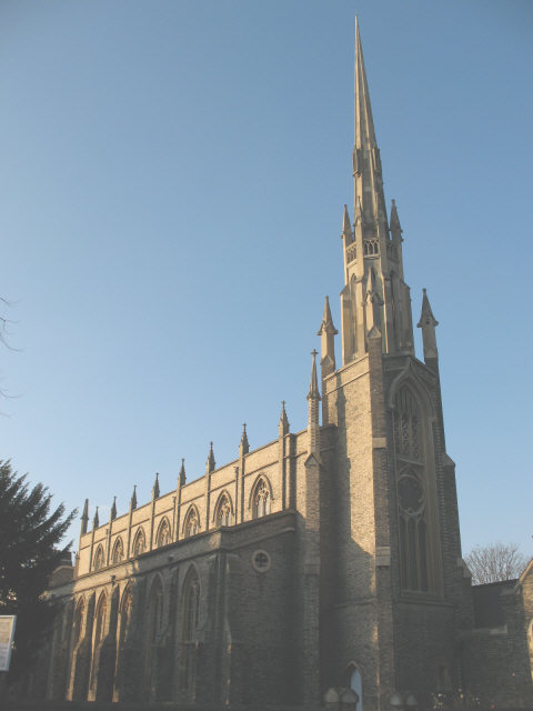 St Michael & All Angels Church, Blackheath Park