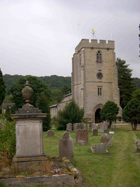 St John the Baptist and St Alkmund's Church, Aymestrey