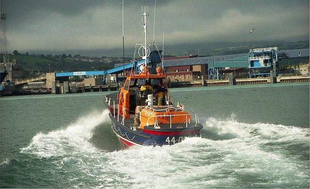 Larne lifeboat (3)