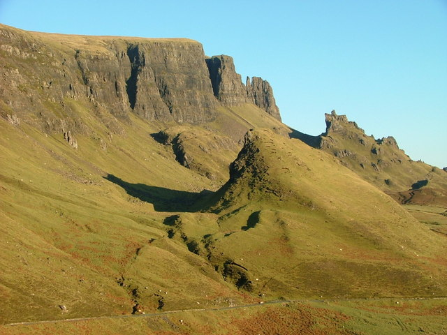 Cnoc a' Mhèirlich and The Quiraing