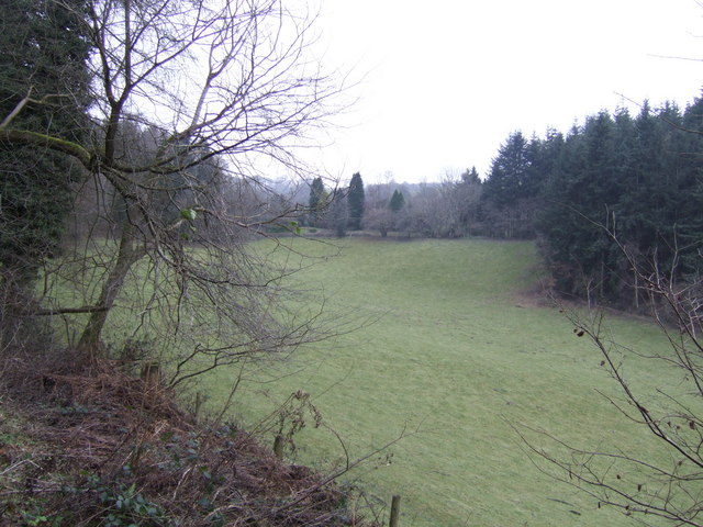 Scene near Kennel Cottage