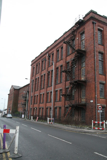 York Mill, Leek