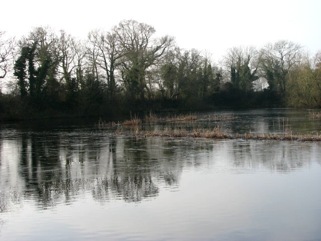 Formerly clay pits now a fishing pond evelyn simak for Private fishing ponds near me