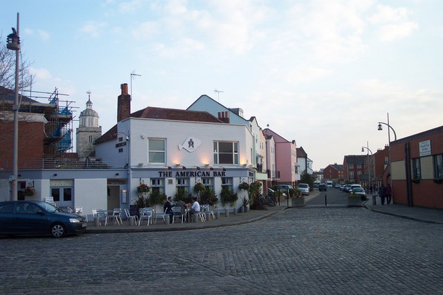 The American Bar, Old Portsmouth