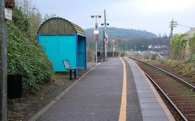 Magheramorne station (1)