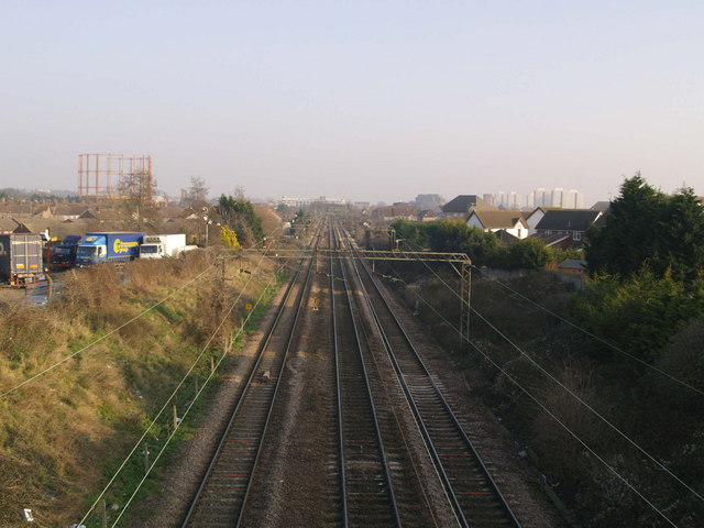 c2c Railway via Grays