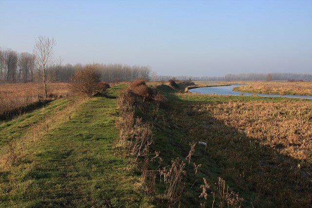 Hereward Way footpath