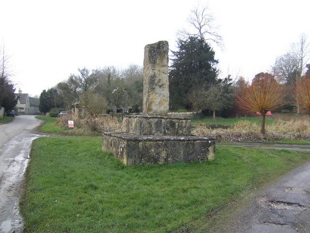 War Memorial at Westwell