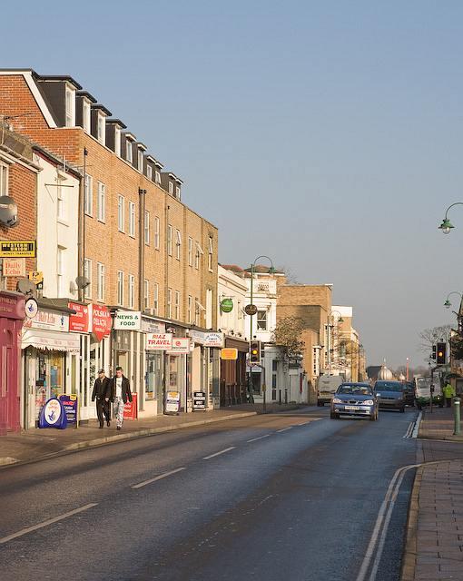 Onslow Road, Southampton