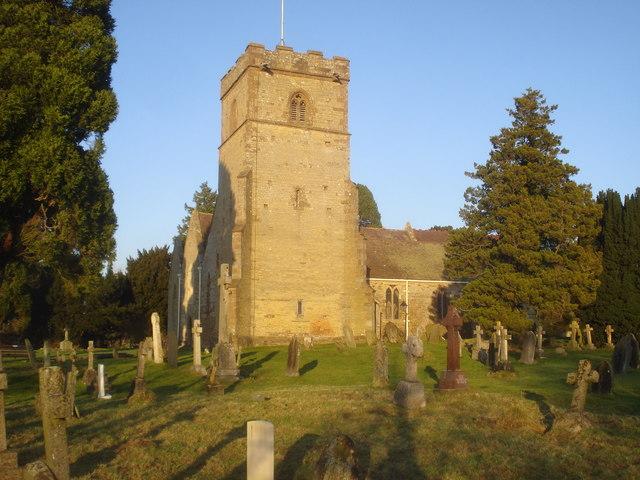 Colwall Church