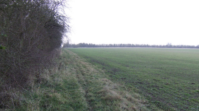 Bridleway west from the A361