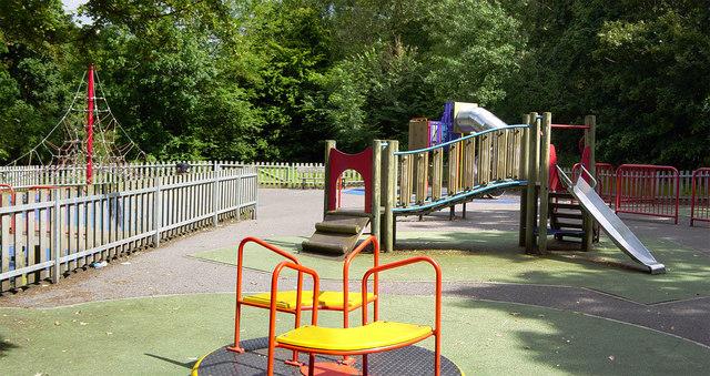 Guinea Copse children's playground