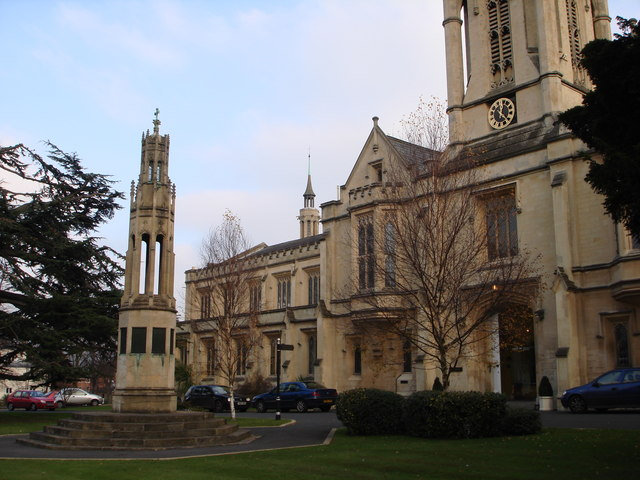 Cheltenham College buildings, Bath Road