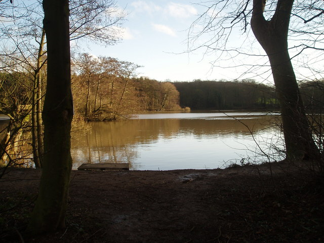 Willesley lake