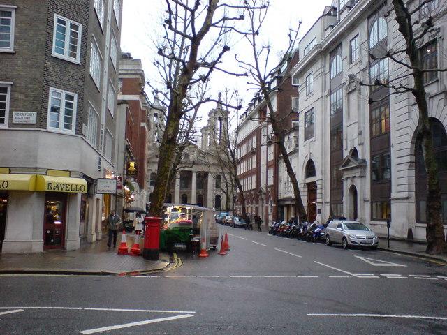 Dean Bradley Street, SW1