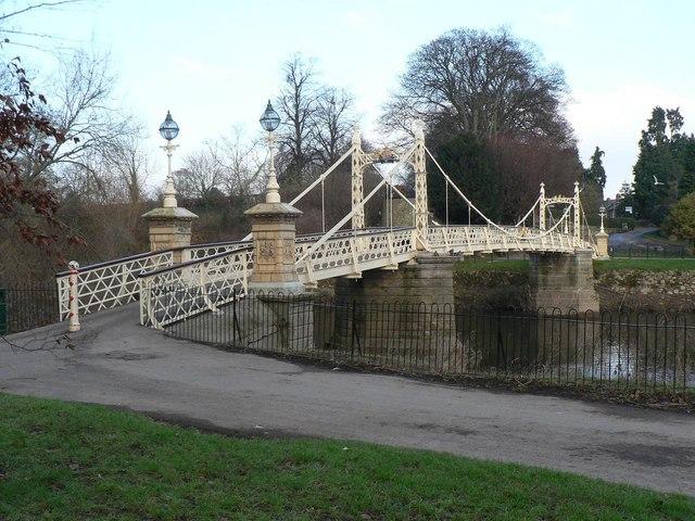 Hereford: Victoria Bridge