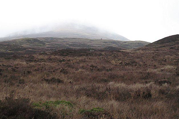 South ridge, Beinn nan Oighreag