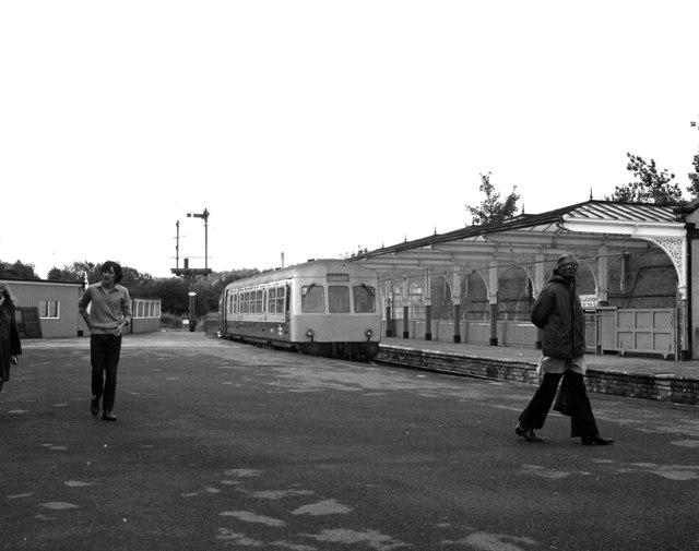 Shipley station