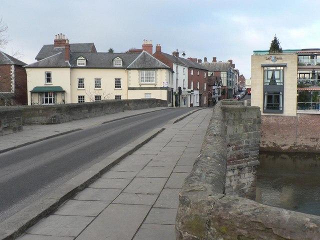 Hereford: Wye Bridge
