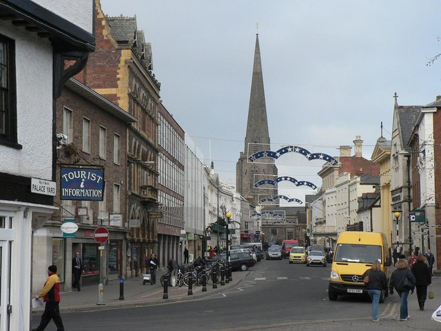 Hereford: Broad Street