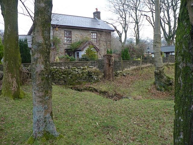 Pen-y-fan Cottage, Manmoel