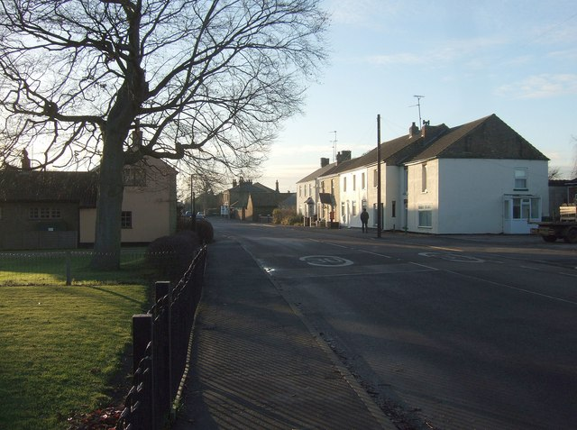 High Street, Manea