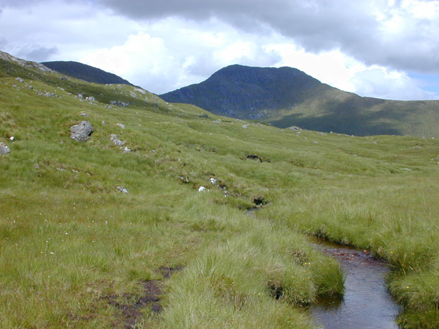 By the Allt na Feithe