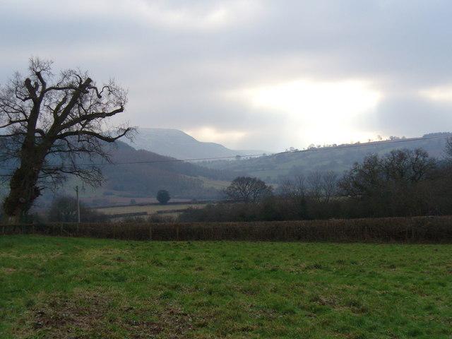 Winter near Little Lodge Farm
