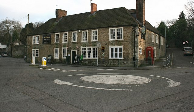 2007 : The Woolpack, Beckington