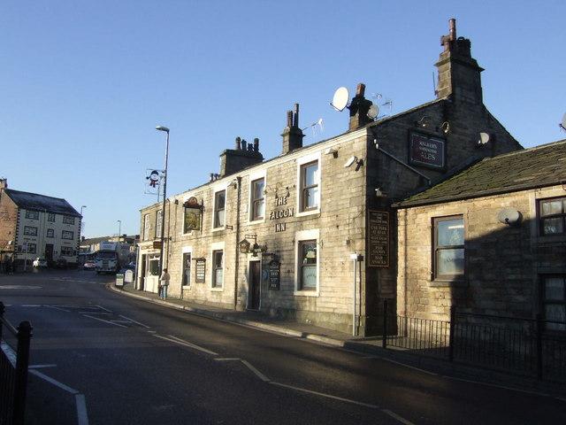 The Falcon Inn, Littleborough