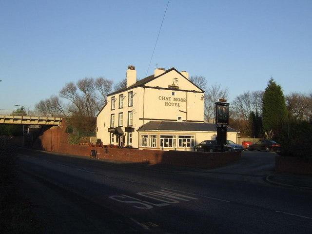 The Chat Moss Hotel, Glazebury
