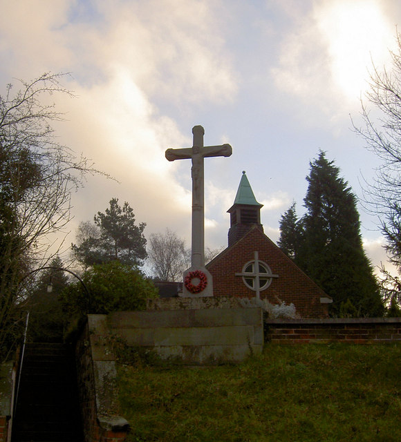 Ranby Church and War Memorial