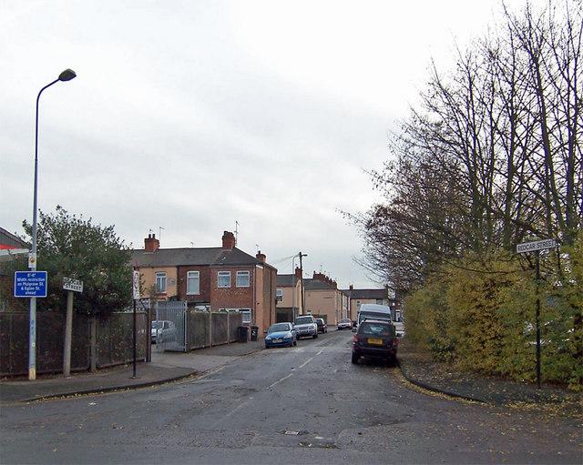 Redcar Street, Hull