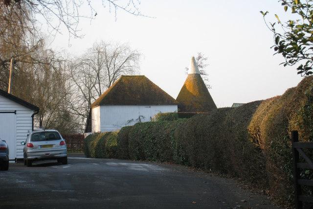 The Oast House, Water Lane Farm, Water Lane, Headcorn, Kent
