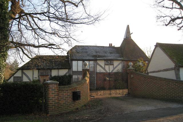 Bettmans Oast, Hareplain Road, Biddenden, Kent
