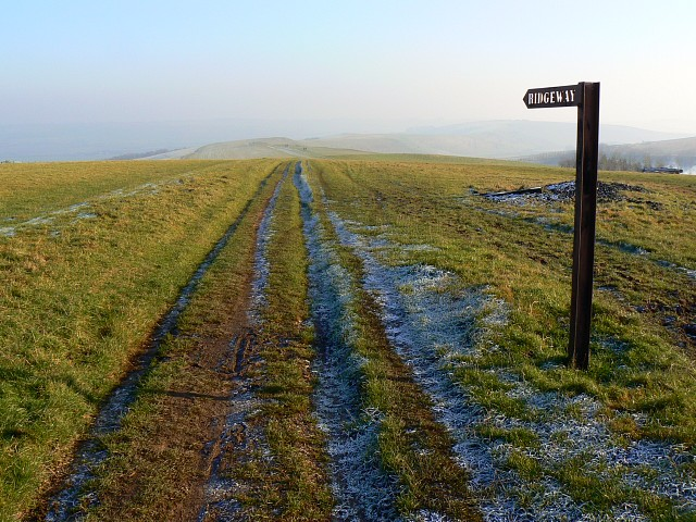 The Ridgeway, Smeathe's Ridge, Barbury