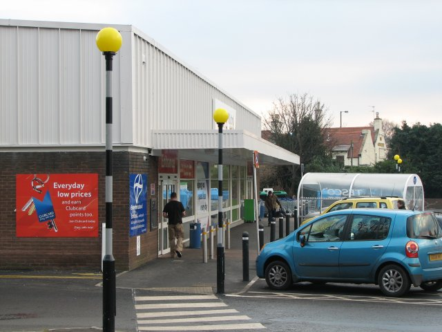 Tesco, Davidson's Mains