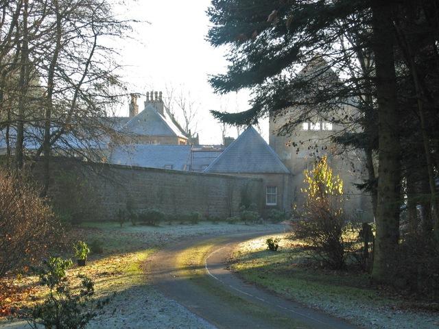 Tarradale House